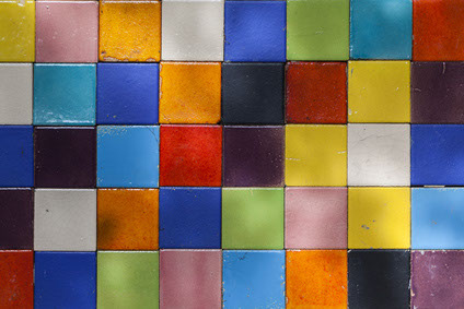 Traditional Solid Color Hand Made Tiles
