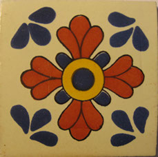 Handmade Mexican Tiles Phoenix Arizona Place Of Clay - 4 inch mexican tile